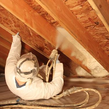 sprayed-attic-roof